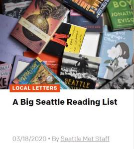 Seattle Met reading list