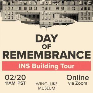 Wing Luke DOR tour logo