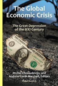 Capa de The Global Economic Crisis.