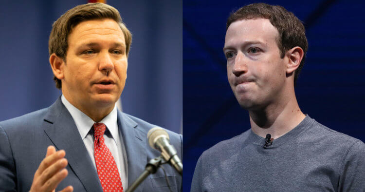 Florida Voting Law Signed by Governor Desantis Stops Mark Zuckerberg, Others From Bankrolling Election Administration