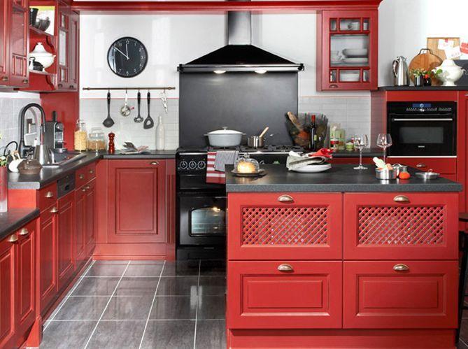 5 Idees Pour Une Cuisine Ambiance Bistrot Elle Decoration