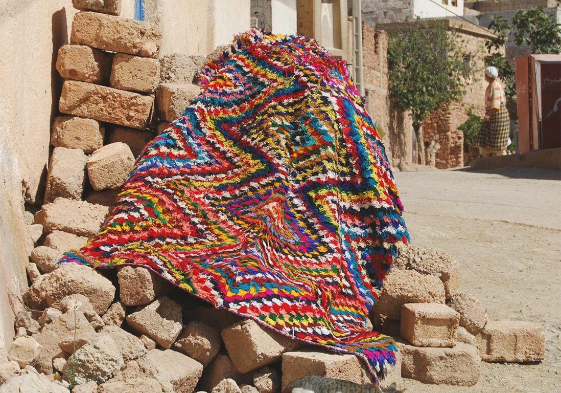 ou acheter un tapis berbere 5