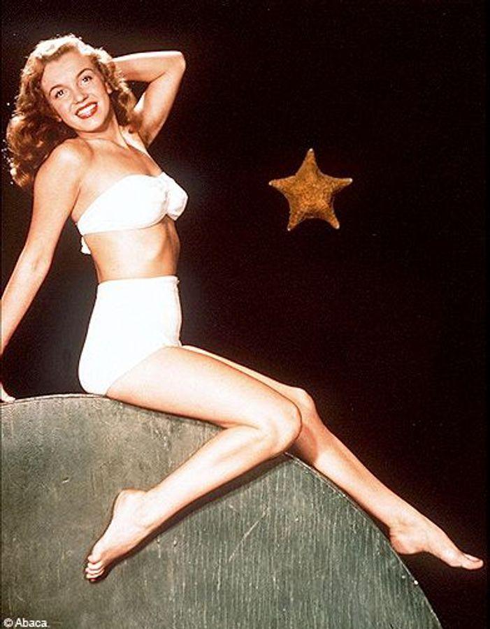 Marilyn Monroe, avant la célébrité