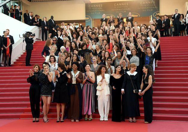 cannes 2018 instant feministe pour la