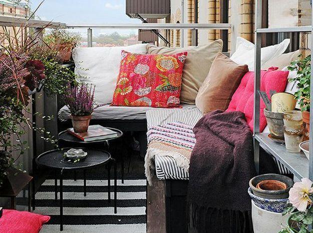 5 astuces pour profiter de son balcon l hiver