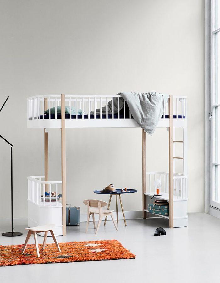 Chambre Style Scandinave Ado