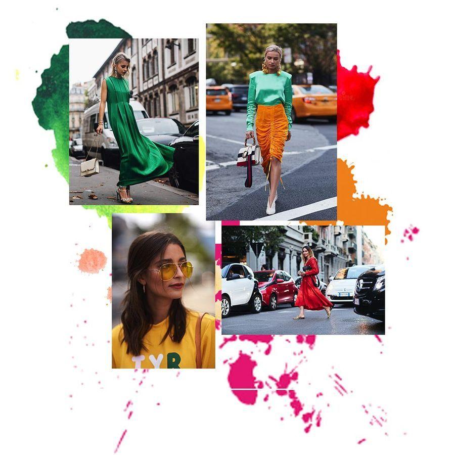 Quelle couleur allez-vous porter ?