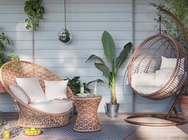mobilier de jardin la collection 2016