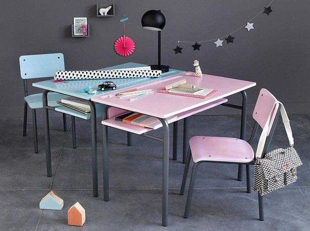 enfants a chaque age son bureau