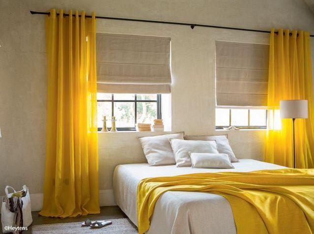 touche de couleur dans votre chambre