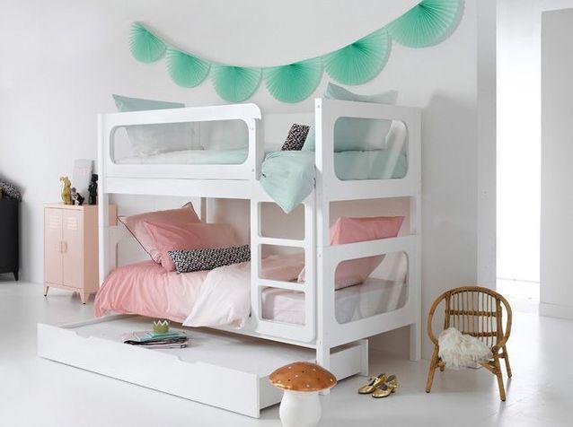 le lit superpose pour vos enfants