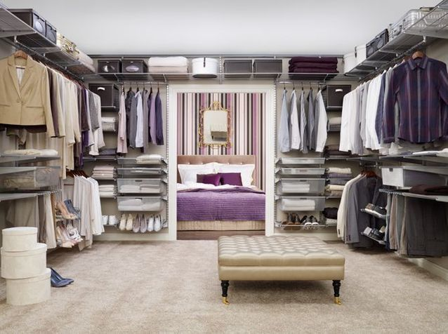 deco chambre armoire ou dressing a