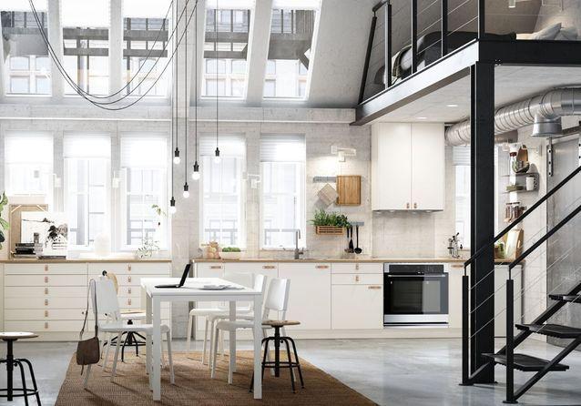 Cuisine Ikea Les Plus Beaux Modèles Du Géant Suédois