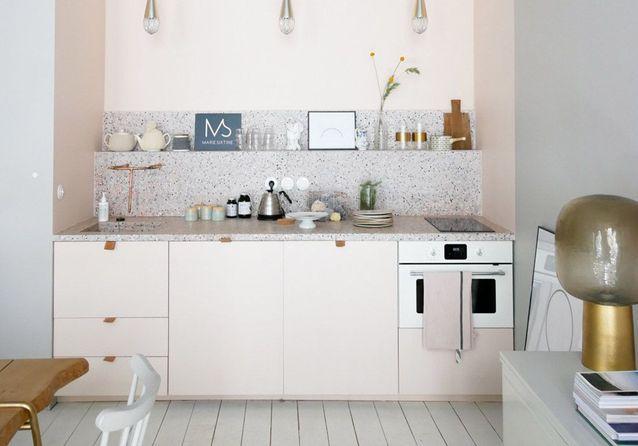 des petites cuisines astucieuses et elegantes