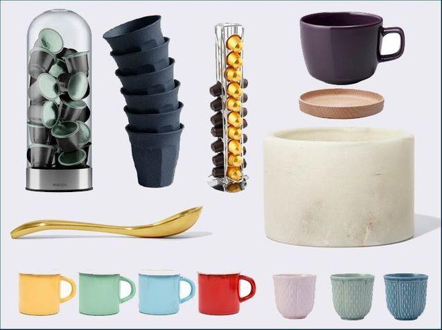 les indispensables pour une pause cafe