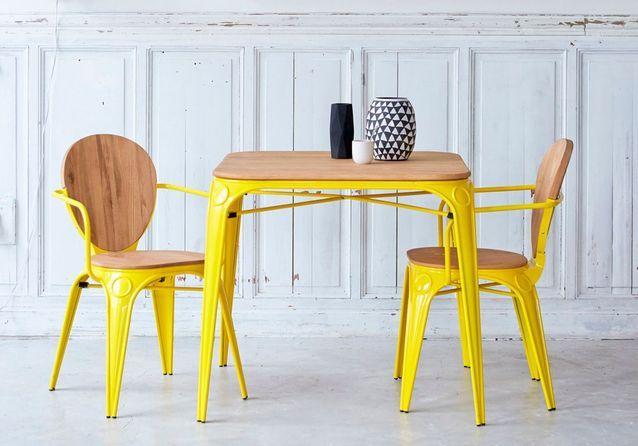 Decouvrez Les Plus Belles Tables De Cuisine Du Moment Elle Decoration