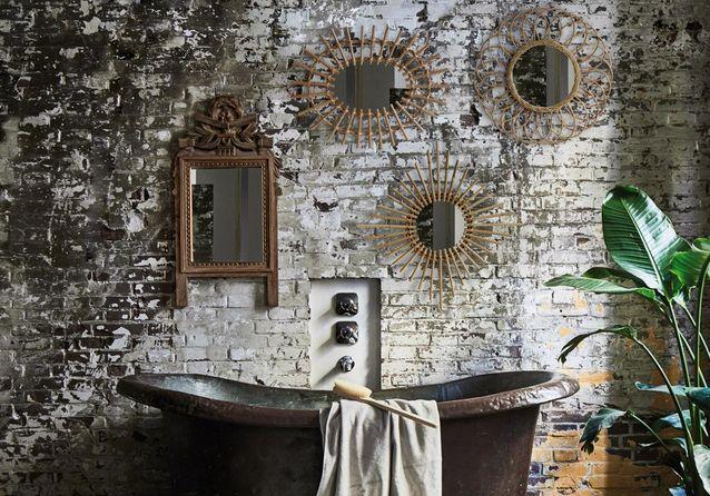 Voici Les Plus Jolis Miroirs De Salle De Bains Elle Decoration