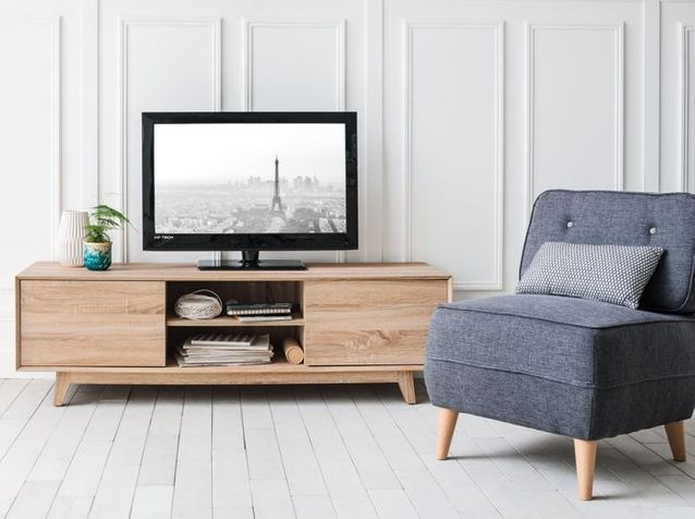 le meuble tv fait sa star elle