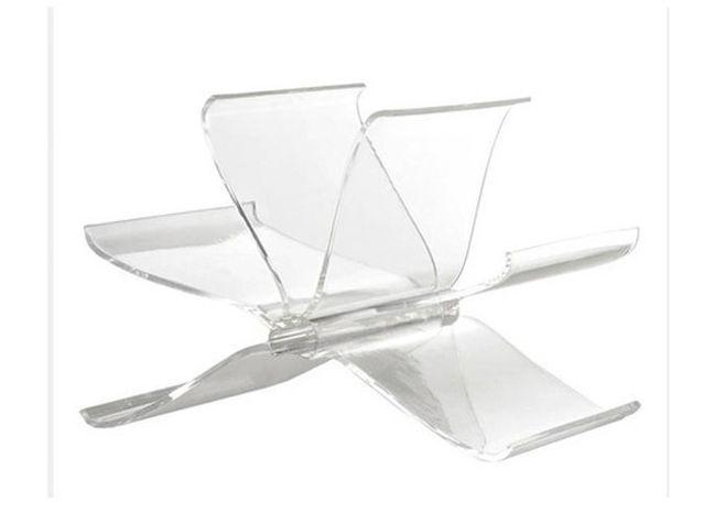 tendance les meubles transparents