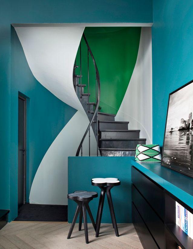 comment decorer un escalier elle