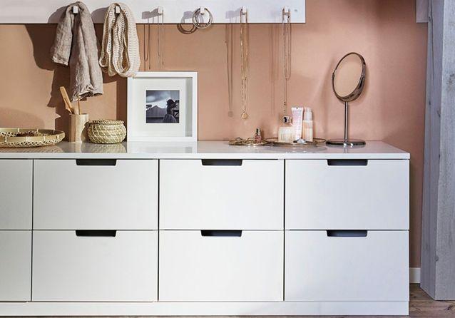 Devenez Une Pro Du Rangement Avec Ces 10 Commodes Ikea Elle Decoration