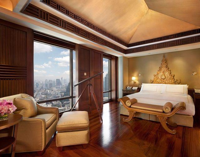 Thai Suite, The Peninsula Bangkok Hotel, Thaïlande