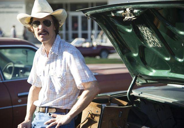 "Kült Filmler Jean-Marc Vallée tarafından ""Dallas Buyers Club"""