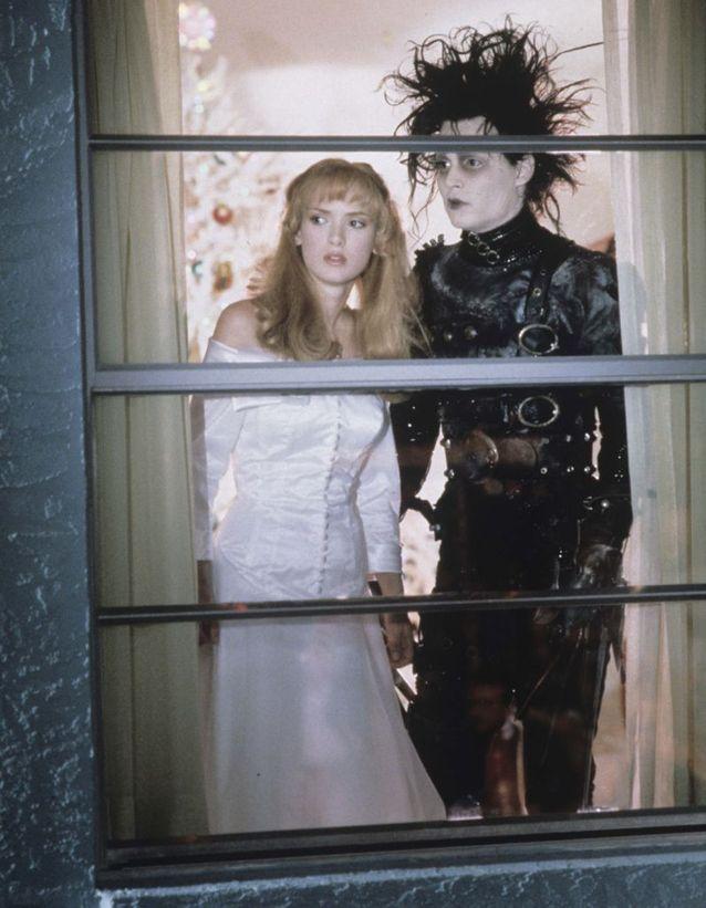 """Tim Burton'ın """"Gümüş Ellerde Edward"""""""