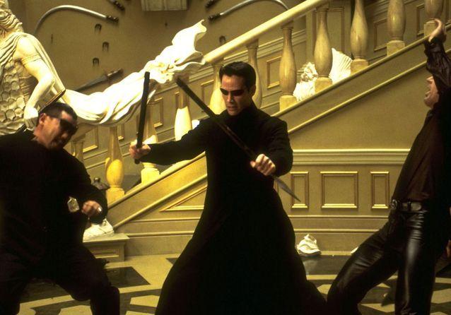 "Kült Filmler Lilly ve Lana Wachowski tarafından ""Matrix"""