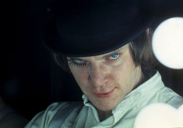 "Kült Filmler Stanley Kubrick'ten ""Mechanical Orange"""