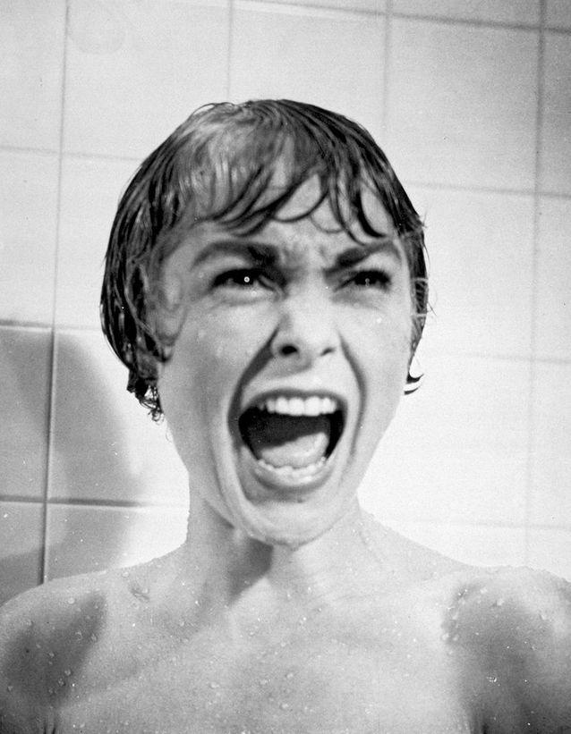 "Kült Filmler Alfred Hitchcock tarafından ""Psikoz"""