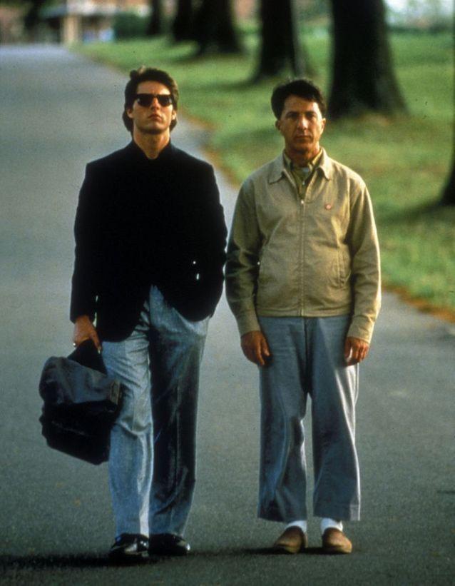 "Kült Filmler Barry Levinson'dan ""Rain Man"""