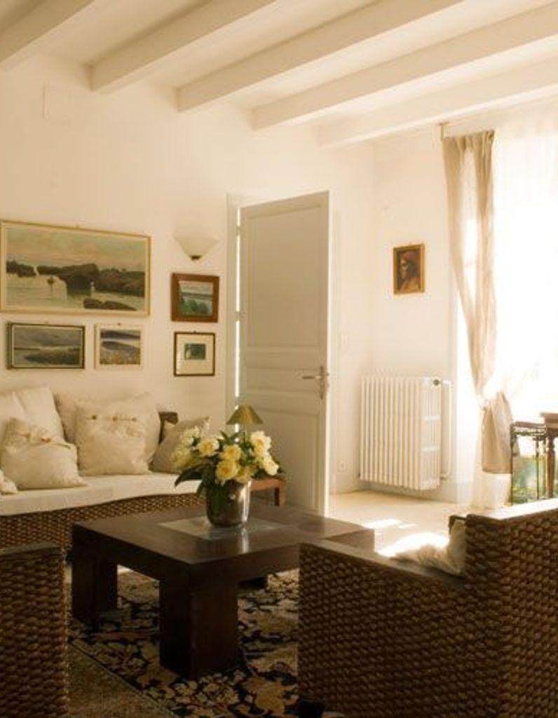 Une Maison De Maitre Romantique A Souhait Elle Decoration