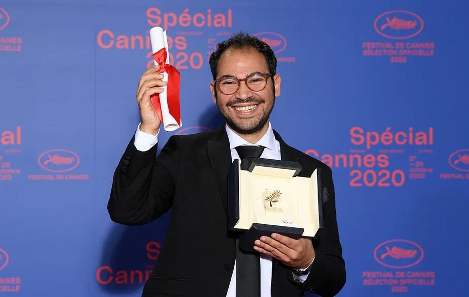 Sameh Alaa, lauréat de la Palme d'or du court métrage 2020