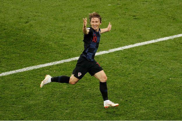 Luka Modric, le magicien croate que la France redoute