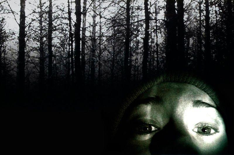 """Le Projet Blair Witch"""" projeté dans un parc alsacien en pleine nuit noire"""