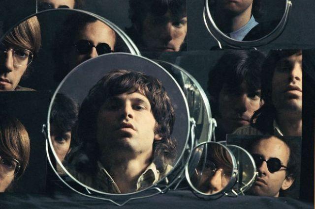 Les Doors - John Densmore, Robby Krieger, Ray Manzarek et Jim Morrison - en 1967.