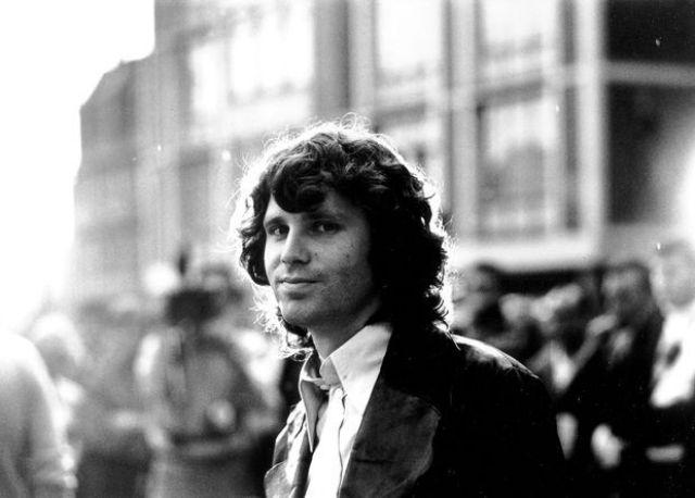 Jim Morrison (photo non datée)