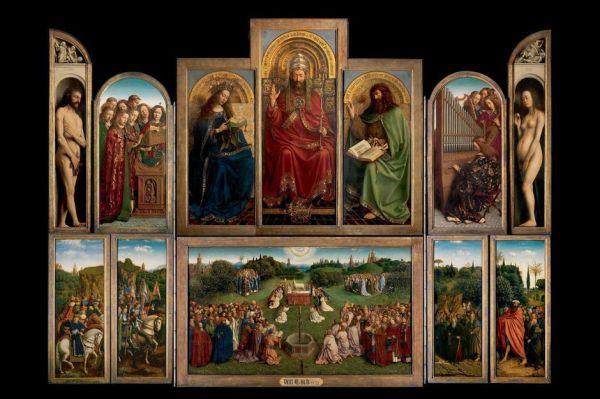 Jan Van Eyck, le Flamand flamboyant