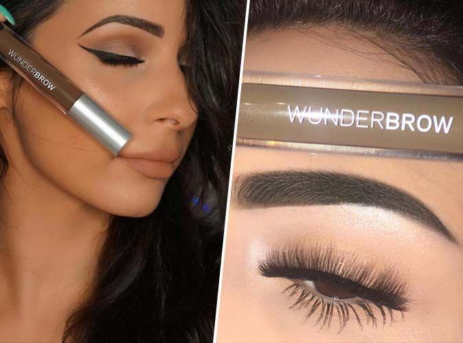 Beauty It Le Gel Semi Permanent Pour Sourcils Wunderbrow