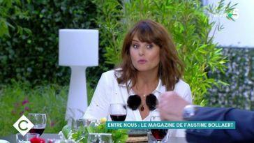 """Faustine Bollaert dézingue l'attitude de Florent Pagny sur le plateau de """"La boîte à secrets"""""""