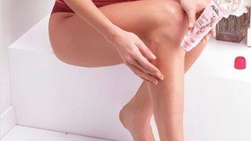 ce gommage vegan éradique 22% de celullite sous la douche