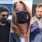 Patrick Bruel, Carla Bruni, Bernard Montiel… ils ont tous manifesté à Paris, sauf…