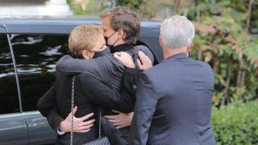 Jean-Luc Reichmann, Isabelle Morini-Bosc, Mathilde Seigner… réunis pour un dernier hommage