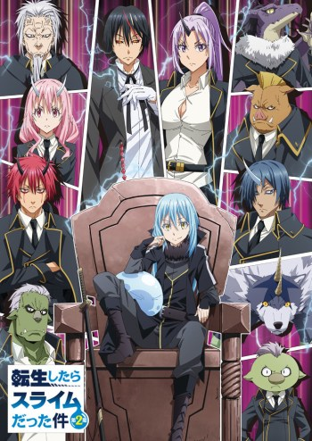 Tensura Nikki Tensei Shitara Slime Datta Ken Season 2