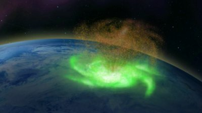 Scientists Detected a Space Hurricane for the First Time. What