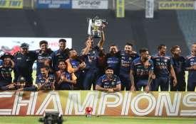 वनडे सीरीज में...- India TV Hindi