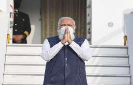 प्रधानमंत्री नरेंद्र मोदी अपने दो दिवसीय बांग्लादेश दौरे के लिए रवाना, राष्ट्रीय दिवस समारोह में हों- India TV Hindi
