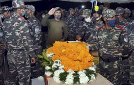 ये हैं छत्तीसगढ़ नक्सली हमले में शहीद होने वाले 22 जवानों के नाम, कीजिए सैल्यूट- India TV Hindi
