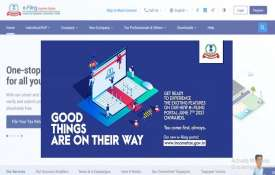 New online portal for filling income tax details from Monday;  Processing, refund to be done expeditiously - India TV Hindi
